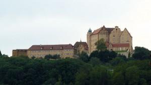 Schloss Kapfenburg auf der Schwäbischen Alb / Foto: Wikipedia / Memorino /