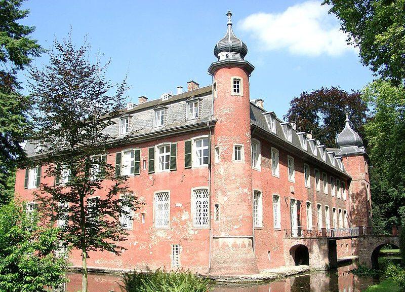 Schloss Gymnich: Für die Sanierung ist reichlich Geld nötig / Foto: Wikipedia / Thoma(talk) / CC BY-SA 3.0