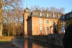 Schloss Gymnich: Die Kelly Family hatte viel Platz / Foto: Wikipedia / Achim Raschka / CC-BY-SA-3.0