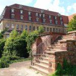 Barockschloss Wechselburg verfällt
