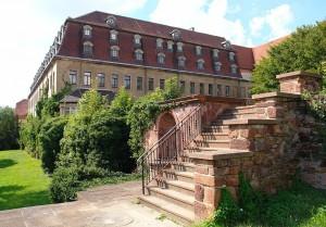 Schloss Wechselburg verfällt / Foto: Wikipedia / User:Kolossos / CC-BY-SA-3.0