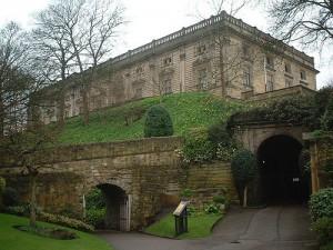Auf den Grundmauern der Burg: Das Ducal Mansion / Foto: Wikipeida / insignia3 /