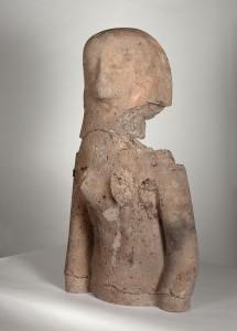 Milly Steger, Kniende, um 1914/29 ©Museum für Vor-und Frühgeschichte, Staatliche Museen zu Berlin. Foto: Achim Kleuker