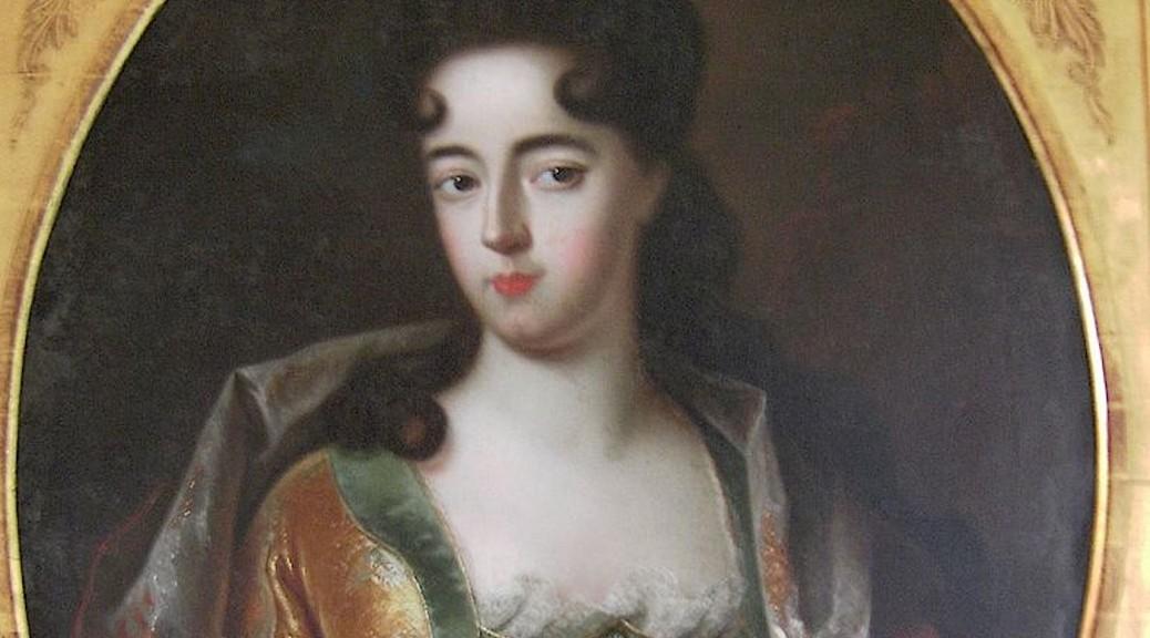 Gräfin Cosel vor ihrer Zeit auf Burg Stolpen Bild: gemeinfrei