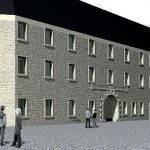 Schlossruine Plauen wird zum Studienakademie-Campus