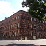Lost Places: Alte Samtweberei in Krefeld