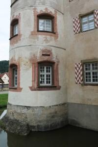 Turm von Schloss Glatt