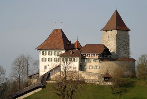 Schloss Trachselwald / Foto: Wikipedia / Paenultima (picswiss.ch) / GNU Free Documentation License, version 1.2