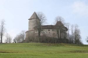 Schloss Trachselwald aus dem 12. Jahrhundert / Foto: Kantin Bern/gemeinfrei
