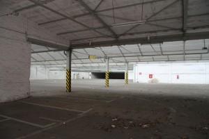 Was wird aus den Shed-Hallen, einer früheren Quartiersgarage?