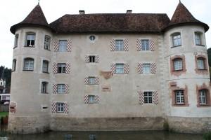 Wasserschloss Glatt: Heute ein Museum