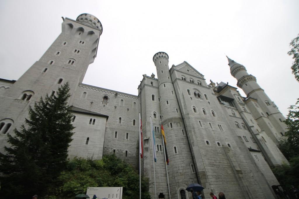 Schloss Neuschwanstein / Foto: Burgerbe.de