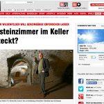 Schloss Wildenfels: Geheimgänge und die Geschichte vom Bernsteinzimmer