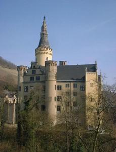 Schloss Arenfels mit Bergfried von Westen aus gesehen / Foto: Wikipedia / Doris Antony / CC-BY-SA-2.5