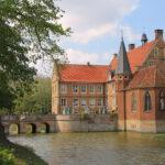 Burg Hülshoff: Dachstuhl war marode