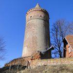 Gang unter Burg Stargard entdeckt