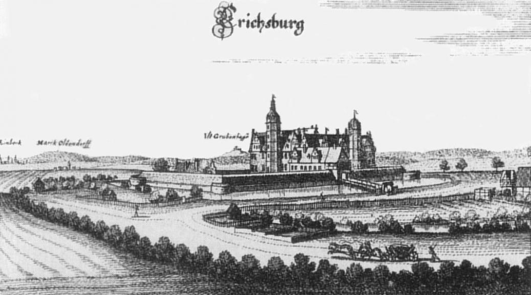Schloss Erichsburg 1650