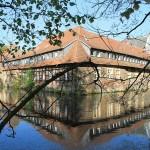 Schloss Senden: Wie ein Wasserschloss verfällt