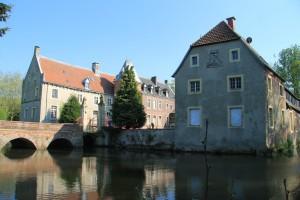 Schloss Senden verfällt / Foto: Burgerbe.de