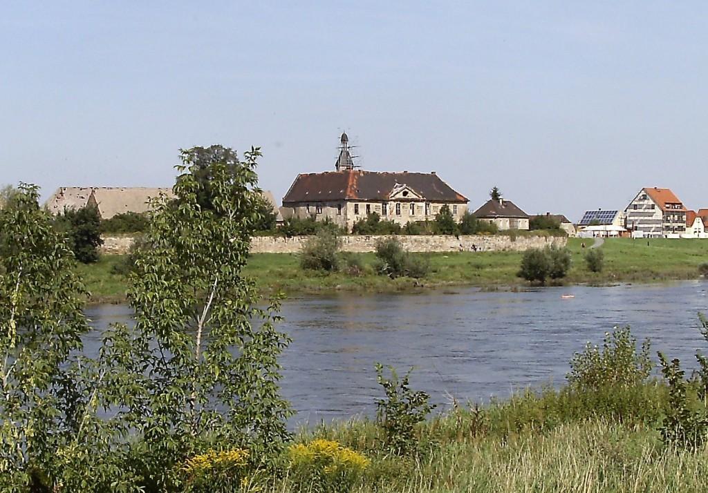 Schloss Promnitz an der Elbe / Foto: Wikipedia / Jwaller / CC BY 3.0 DE