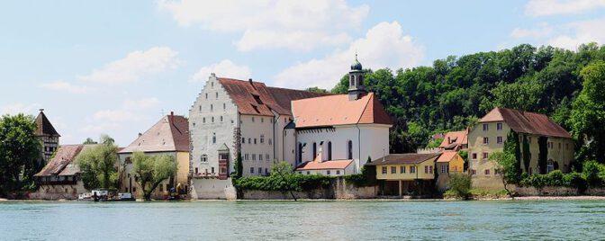 Schloss Beuggen am Rhein soll verkauft werden / Foto: Wikipedia / Wladyslaw (talk) / CC BY 3.0 DE/