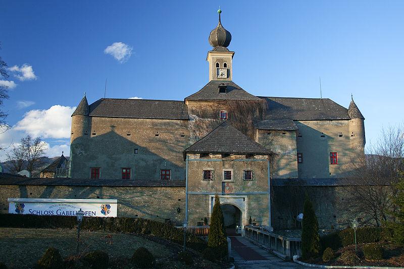 Schloss Gabelhofen in der Obersteiermark gehört jetzt Red-Bull-Chef Dietrich Mateschitz / Foto: Wikipedia / Mario Taferner / CC BY 3.0