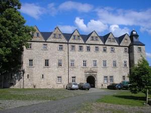 Schloss Kannawurf im Landkreis Sömmerda / Foto: Wikipedia / Michael Sander / CC BY 3.0 DE