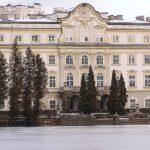 Max-Reinhardt-Schloss Leopoldskron wird Schlosshotel