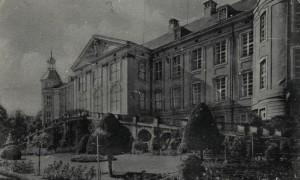 Fassade des Schwedter Schlosses / Bild: Wikipedia (Herkunft unbekannt)
