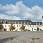 Unteres Schloss Siegen: Brand in altem Gefängnis
