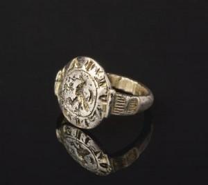 Auch Ringe gehören zum Schatz aus Wiener Neustadt / Foto: Museum Mamuz