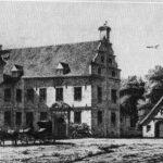 Herrenhaus Hoyerswort und der teuflische Tanz