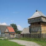 Bachritterburg Kanzach: Neubau in Schwaben