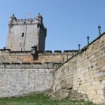 Burg Bentheim in Bad Bentheim überstand alle Kriege