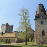 """""""Allein gegen die Zeit"""": Drehort Burg Bentheim"""