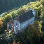 Der Wiederaufbau von Burg Neuhaus (Steiermark)