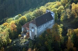 Burg Neuhaus in der Steiermark: Von der Ruine zur Burg / Foto: Wikipedia / acp / CC BY 3.0