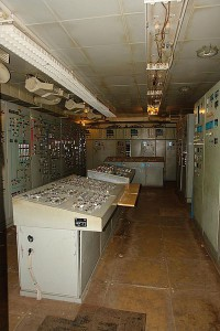 Die Betriebszentrale des Wandlitzer Bunkers / Foto: Wikipedia / BEG /  CC BY 3.0 DE
