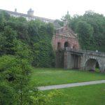 Ein Schrägaufzug zur Festung Marienberg in Würzburg?
