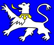 Das Wappen von Burgbesitzer Häuptling Ukena hat sich erhalten / Logo: Wikipedia