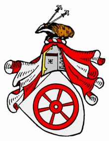 Wappen der Familie von Jagow / Bild: Wikipedia