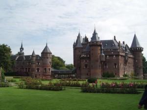 Die Wasserburg Kasteel de Haar bei Utrecht / Foto: gemeinfrei