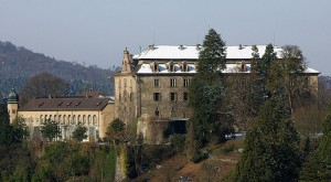 Neues Schloss Baden-Baden / Foto: Wikipedia / Rainer Lück