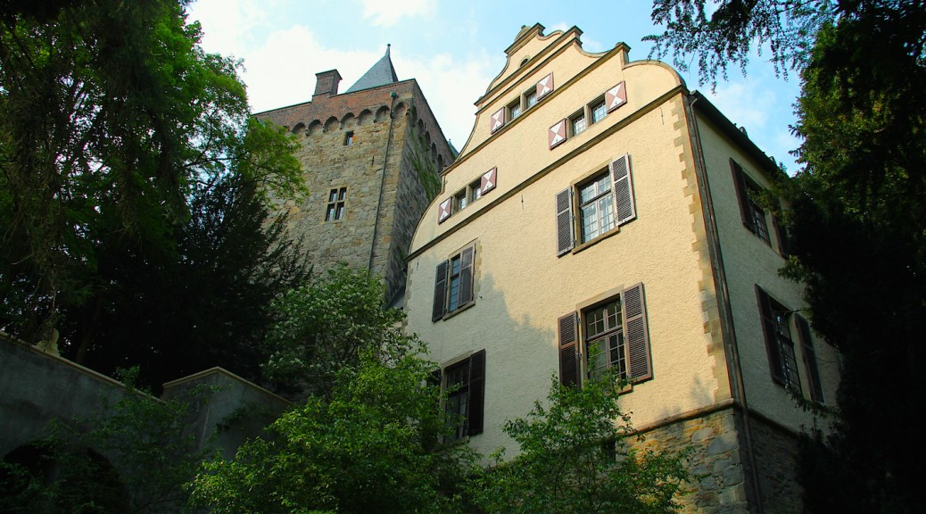 Schloss Landsberg in Ratingen / Fotos: Burgerbe.de