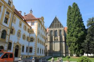 Schloss Salem und das hochgotische Salemer Münster