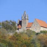 Schloss Spangenberg wird wieder zum Hotel
