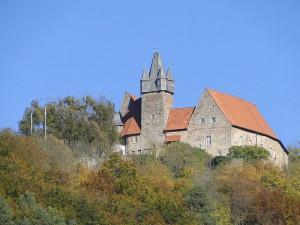 Schloss Spangenberg: Das Hotel wird zurzeit nicht betrieben / Foto: Wikipedia / Ingmar Runge / CC BY 3.0 DE