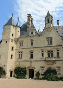 Schloss Ussé: Der Ostflügel