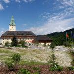 Einbruch auf Schloss Elmau: Verdächtiger verhaftet