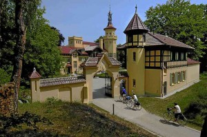 "Schloss Hubertushöhe soll ein ""Ort der Kultur"" werden / Foto: Wikipedia / CC BY 3.0 DE"